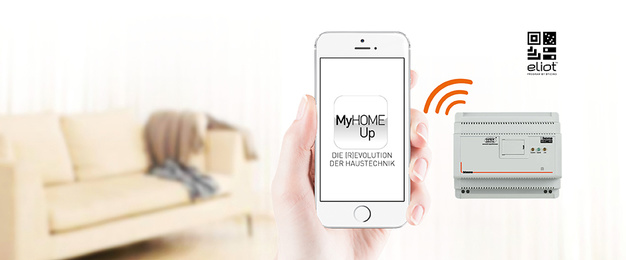 MyHOME / MyHOME_Up bei SH Elektro GmbH in Lauf a.d. Pegnitz